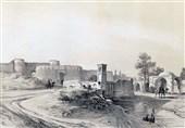 فیلم کشف دروازه 500ساله شاه طهماسب/آثار تمدنی زیرخاک تهران با اشیاء روی زمین پایتخت برابر شد+ تصاویر
