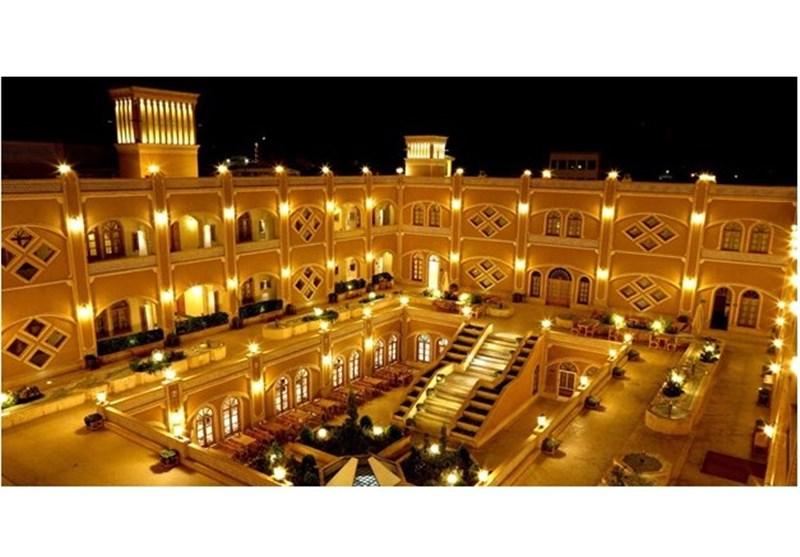 بهترین هتل های یزد