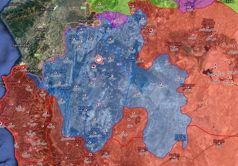 سناریوهای جنگ ادلب در نتیجه بن بست مذاکرات