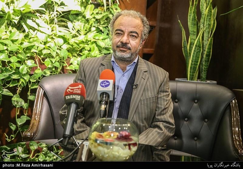 """سعید آقاخانی: من """"نون.خ."""" هستم +عکس"""