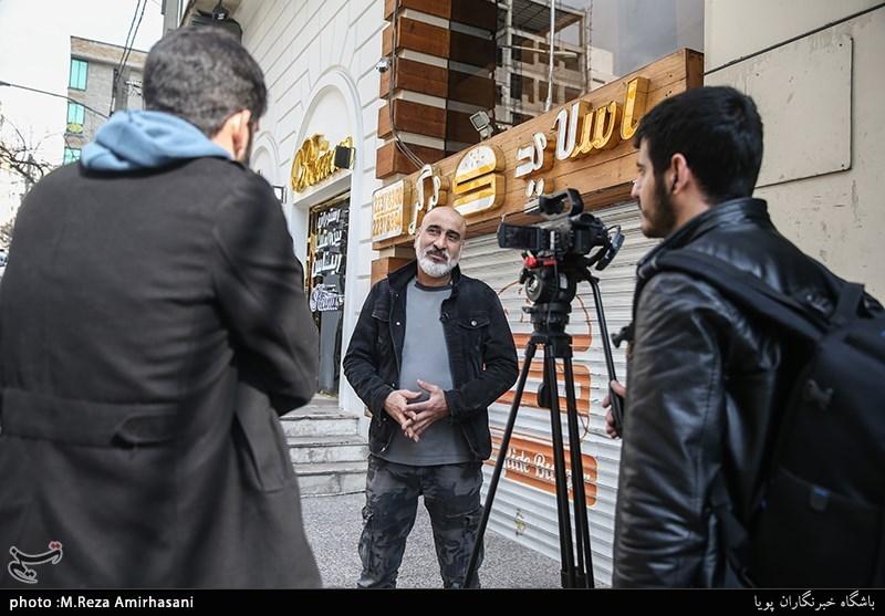 """امیر معقولی مدیر فیلمبرداری سریال """"نون.خ"""""""