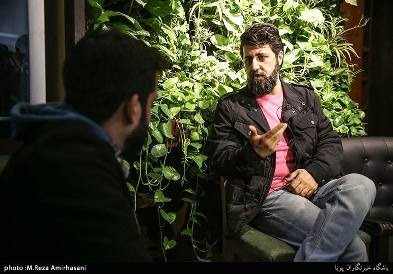 """گفت وگو با هومن حاجی عبداللهی بازیگر سریال """"نون.خ"""""""
