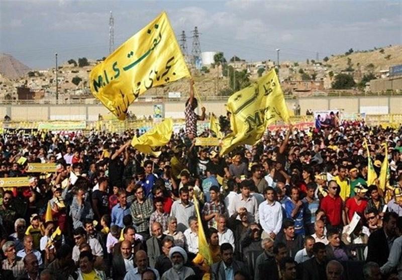 جدال شاگردان کریمی و منصوریان در مسجدسلیمان؛ تیر خلاص زردپوشان در هفته پایانی