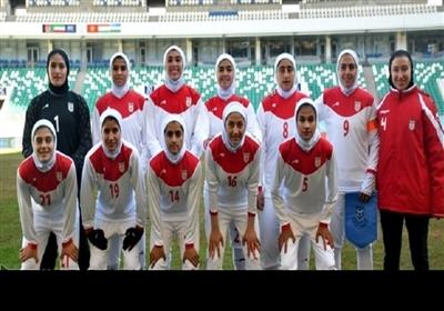 ایران میں خواتیں کا فٹ بال