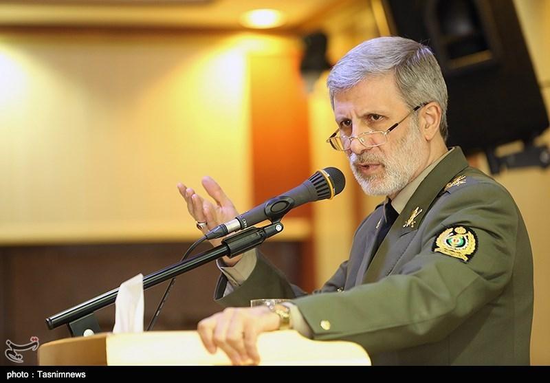 امریکی اصل ھدف ایران اور روس کو نقصان پہنچانا ہے، جنرل حاتمی