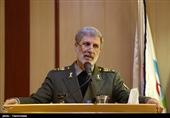 ساخت خودروی نظامی ایرانی در وزارت دفاع