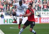 فوتبال جهان| صعود اینتراخت فرانکفورت به رده ششم جدول بوندسلیگا