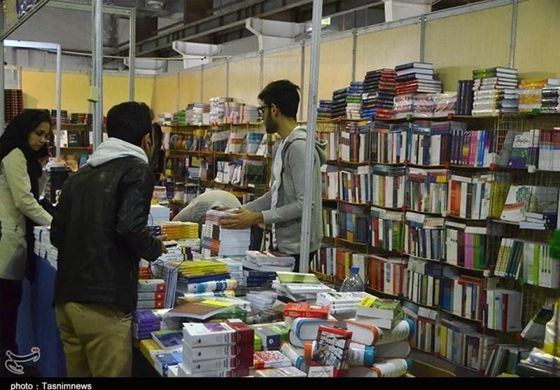 سیستم جدید امنیتی برای ممانعت از نقد کردن بن کارتها در نمایشگاه کتاب