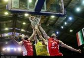 سقوط یک پلهای ایران در رنکینگ فدراسیون جهانی بسکتبال