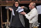 علی سرابی و آزاده صمدی تا 17 اسفند در پردیس تئاتر شهرزاد