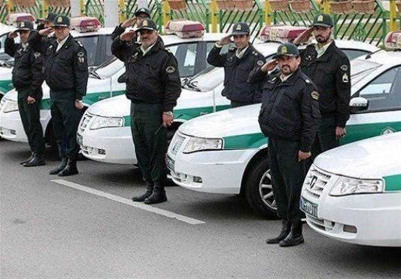 نیروی انتظامی ایلام آماده خدماترسانی به گردشگران نوروزی است