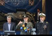 وزیر دفاع: باید ساز و کار امنیت دریایی را با اهتمام بیشتری دنبال کنیم