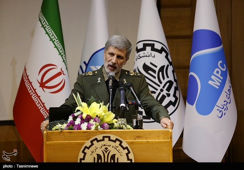 Iran's Defense Research Projects Triple in A Year: Minister