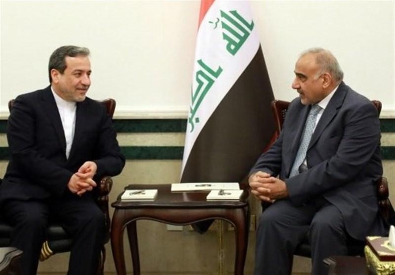 Iran's Deputy FM, Iraqi Premier Meet in Baghdad