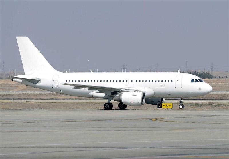 نخستین پرواز کیش- گرگان- کیش در فرودگاه بینالمللی گرگان به زمین نشست