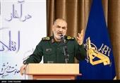 فرمانده کل سپاه: پیام رزمایش موشکی سپاه دفاع از ارزشهای حیاتی است