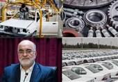 رسوب 6 ماهه 3000 کانتینر قطعات خودرو در منطقه آزاد چابهار
