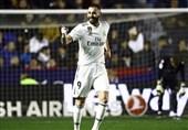 فوتبال جهان| بنزما: قبلاً در خدمت رونالدو بودم و الان رهبر خط حمله رئال مادرید هستم
