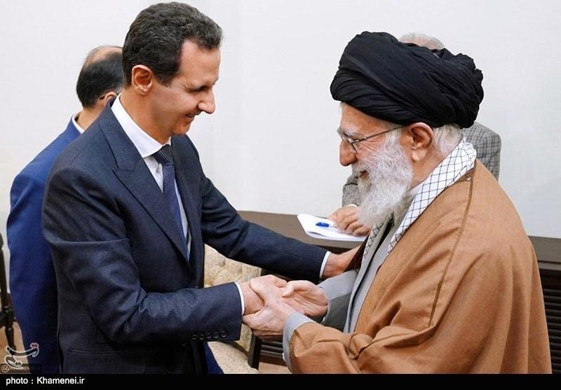 بازتاب سفر بشار به تهران در رسانههای لبنانی: استقبال از اسد به عنوان قهرمان جهان عرب