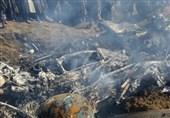 بھارت کا ایک اور جنگی طیارہ گرکر تباہ