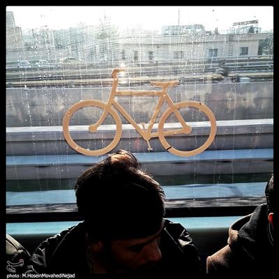 استفاده از مترو و دوچرخه از جمله مواردی است که به هوای پاک شهر کمک میکند.