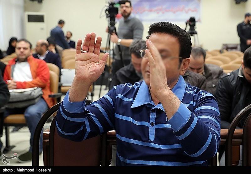 آخرین دفاع حسین هدایتی: من فقط یک بدهکارم,