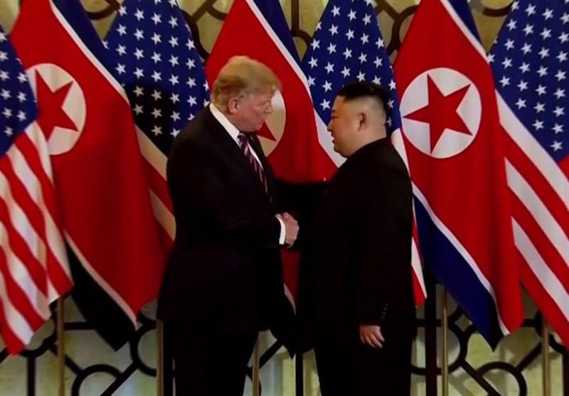 دیدار و اظهارات ترامپ و رهبر کره شمالی در ویتنام + فیلم