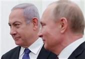 نتانیاهو در مسکو: به مقابله با ایران ادامه میدهیم!