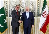ظریف آمادگی ایران را برای کمک به حل اختلاف هند و پاکستان اعلام کرد
