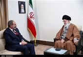 Ayatollah Khamenei: Iran-Armenia Ties Should Remain Strong, Friendly