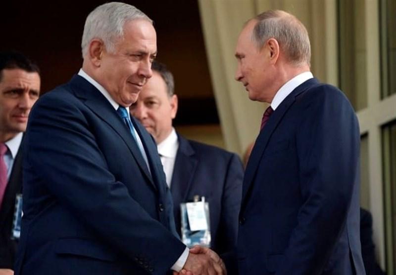 ادعای نتانیاهو: روسیه خواستار خروج ایران از سوریه است