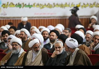 همایش رسالت های حوزه و گام دوم انقلاب اسلامی