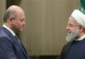 اظهارات مهم برهم صالح درباره روابط عراق و ایران/ ایران عراقیها را در آغوش خود قرار داد