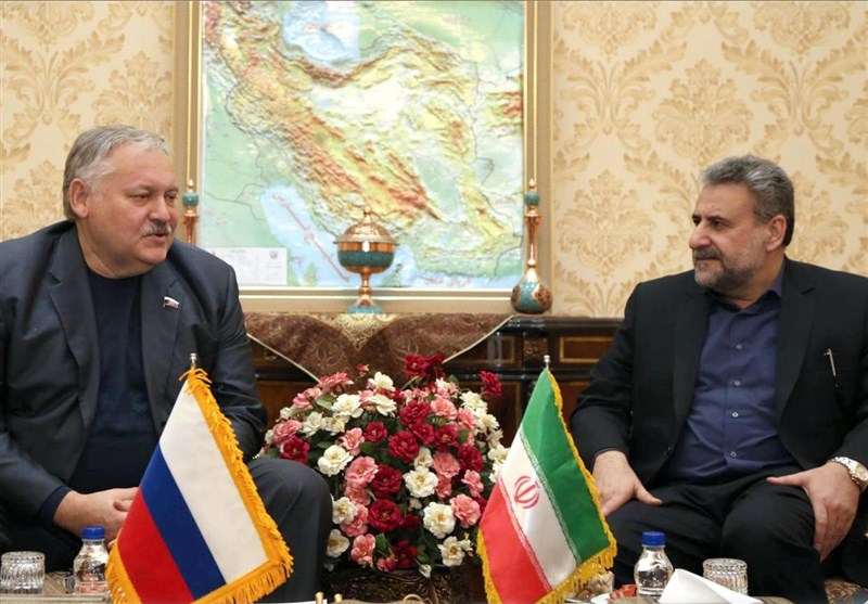 Russian Official Urges Iran's Active Role in Central Asia, Caucasia