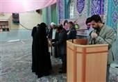 مادران و همسران شهدای مدافع حرم در مشهدمقدس تجلیل شدند