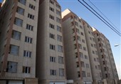 """کلید 240 خانه در طرح """"مهر ولایت یک"""" در اصفهان تحویل داده شد"""