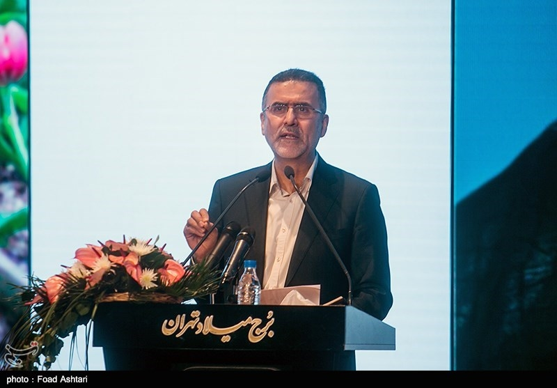 حجت الله ایوبی دبیرکل کمیسیون ملی یونسکو در مراسم آئین جشن نوروز