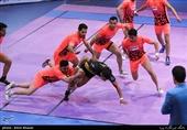 کیش میزبان آخرین اردوی تیم ملی کبدی جوانان ایران