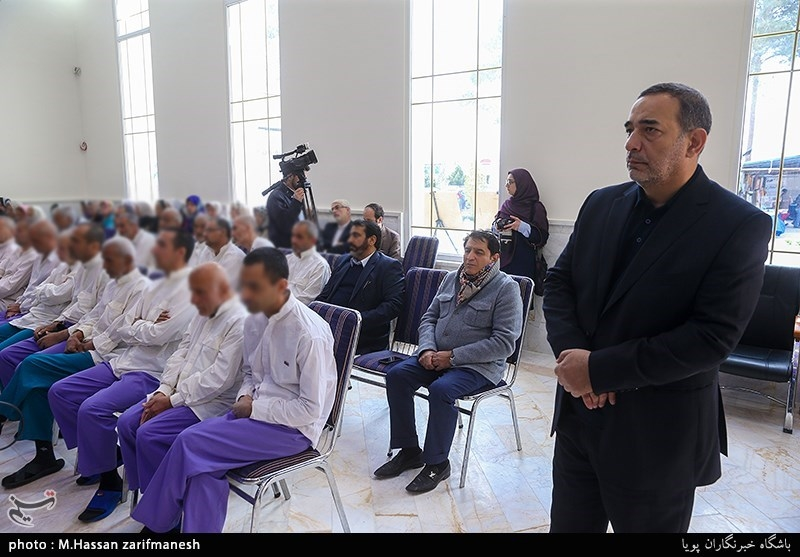 علیرضا طاهری مدیر عامل سرای احسان