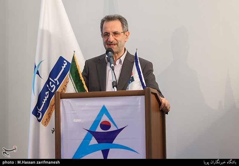 سخنرانی انوشیروان محسنی بندپی استاندار تهران