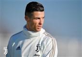 فوتبال جهان| رونالدو تمریناتش با یوونتوس را از سرگرفت