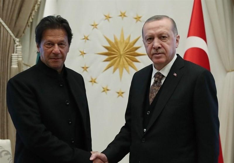 صلح افغانستان، محور تماس رئیس جمهور ترکیه و نخست وزیر پاکستان