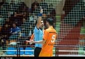 جریمه مدیرعامل، مربیان و بازیکن تیم فوتسال مس سونگون به خاطر اتفاقات دیدار با شهروند ساری