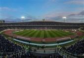 ورزشگاه آزادی برترین ورزشگاه منطقه مرکز و جنوب آسیا شد