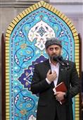 احمد واعظی رئیس کانون مداحان کشور شد