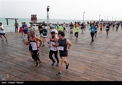 Kish Island Hosts Intl. Marathon Competition