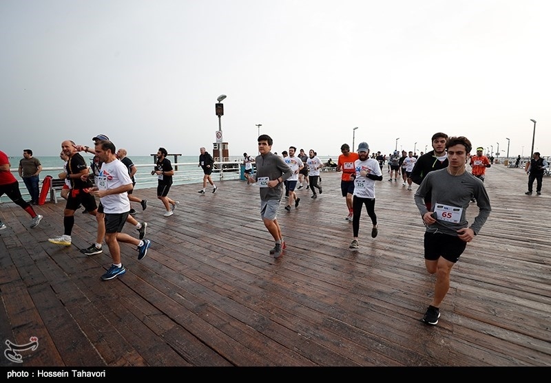 Kish Island Hosts Intl. Marathon Competition