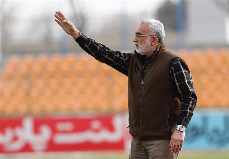 اهواز| غیبت فرکی در نشست خبری دیدار فولاد خوزستان - پیکان