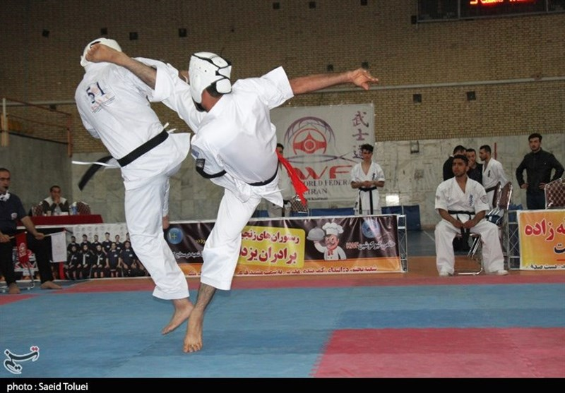 Iran Runner-up at Asian University Karate Championship