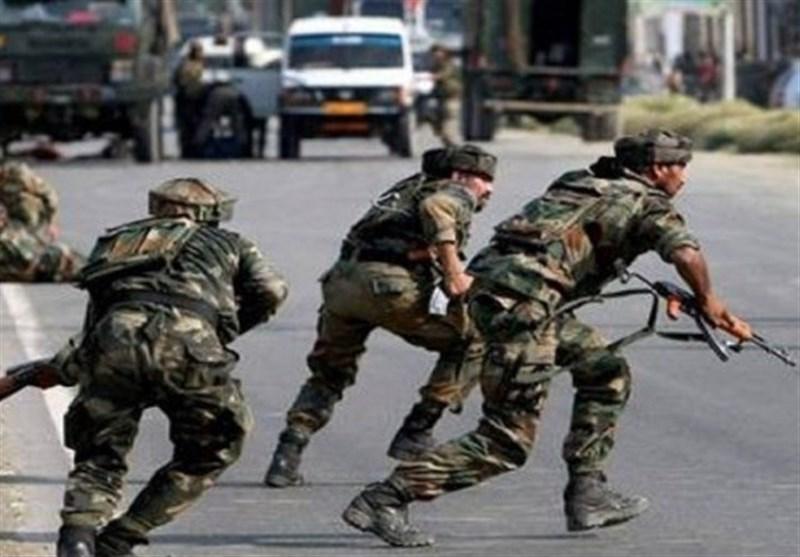اعتصاب گسترده در کشمیر اشغالی همزمان با پنجمین مرحله انتخابات هند